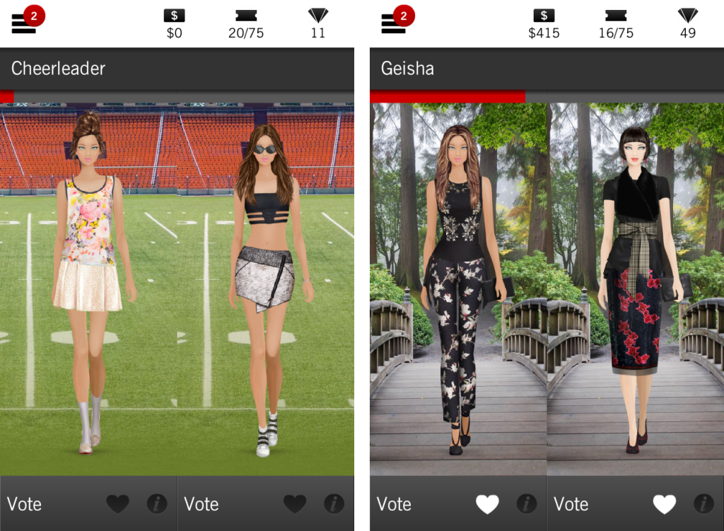 Covet fashion app a must have for the geek fashionista